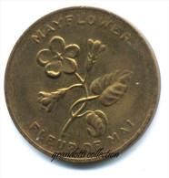 FIORI DEL CANADA NOVA SCOTIA MAYFLOWER 1867 - Noodgeld