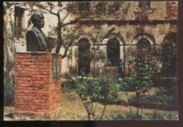 L7278 SAN DEMETRIO CORONE - MONUMENTO  G. DE RADA - Italia