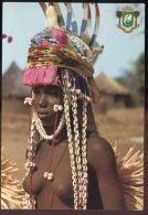 L7299 REPUBLIQUE DU COTE D'IVOIRE - JEUNE DANSUEUSE - Afrique