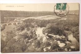 Cpa Liverdun La Garenne 1912 - TA03 - Liverdun