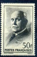FRANCE 1942 - TYPE MAZELIN YVERT  N° 525 Neuf LUXE  MNH COTE 5.40E - Nuovi