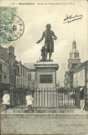 MONTDIDIER - Statue De Parmentier                 -- Vallée 5 - Montdidier