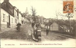 MONTDIDIER - Rue Adrien De Lamorlière Et Rue Frezon                 --  Gaillard - Montdidier