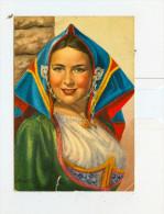 Costumi SARDI-LANUSEI-1977--di PERROTTI- - Costumes