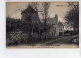 POULLAN - Ruines Du Château De Kervenergan - Très Bon état - France