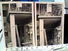 2 Foto CASA CON ANTICO POZZO A CORTEMAGGIORE 1959  EQ13048 - Luoghi