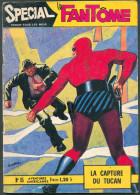 No PAYPAL !! : Spécial Le FANTÔME 65 Capture De Tucan ( Gangster ) + Raoul Et Gaston ,Éo édition REMPARTS 1969 TBE+/TTBE - Phantom