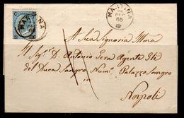 Martina (Franca)-00430 - Piego (senza Testo) - - 1861-78 Vittorio Emanuele II