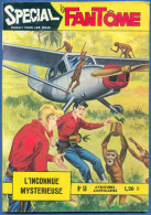 No PAYPAL !! : Spécial Le FANTÔME 56 L'inconnue + Raoul Et Gaston ( Lyman Young ),Éo édition REMPARTS 1968 TTBE++ - Phantom