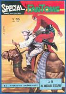 No PAYPAL !! : Spécial Le FANTÔME 55 Marchands Esclaves + Raoul Et Gaston (Lyman Young),Éo édition REMPARTS 1968 TTBE+ - Phantom
