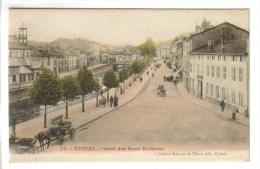 CPA EPINAL (Vosges) - Quai Des Bons Enfants - Epinal