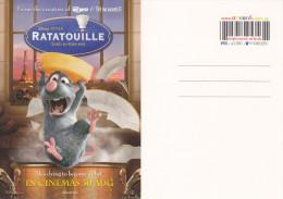 Postcard Ratatouille Film Movie Rat Mouse - Affiches Sur Carte