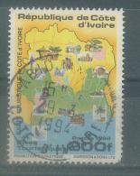 VEND TIMBRE DE COTE D´IVOIRE N° 1084 , COTE : ? , !!!! (m) - Côte D'Ivoire (1960-...)