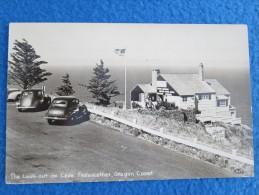 The Look-out On Cape Foulweather, Oregon Coast - Non Classés