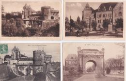 LOT   De  7    CPA    DE  METZ ( 57 )    -    TOUTES   SCANÉES - Cartes Postales