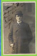 De Creus second t�nor 1910 Th�atre Royal d�Anvers Autographe