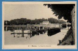 58 - DECIZE -- Le Canal De Jonction - Decize