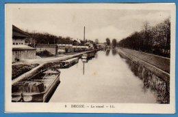 58 - DECIZE -- Le Canal - Decize