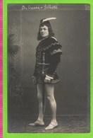 De Creus second t�nor in �Gilette�  Th�atre Royal d�Anvers Autographe
