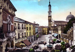 Thiene. Piazza Chilesotti - Italia