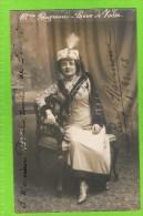 Lucy Raymond, Premi�re Dugazon in�R�ve de Valse� 1912-1913 , aan M Pascal, controleur g�n�ral Th�atre Royal d�Anvers