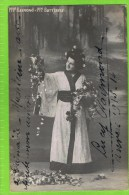 Lucy Raymond, Premi�re Dugazon in�M m Butterfly'� 1913-1914 , Th�atre Royal d�Anvers