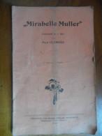 Mirabelle Muller (Paul Clemens) De 1925 - Théâtre & Scripts