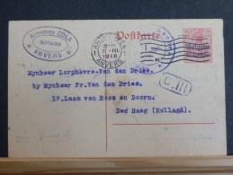 B/4540    LETTRE   DE ANTWERPEN    1916   CENSURE AACHEN - Andere Brieven