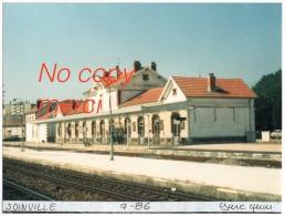 1 Photo - Gare DE LOZANNE - Treinen