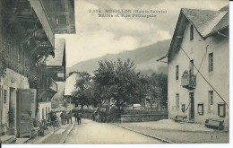 MORILLON -Mairie Et Rue Principale - Other Municipalities
