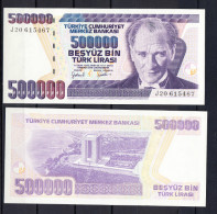 TURQUIA 1970  500000 LIRASI .NUEVO SIN CIRCULAR UNCIRCULATED .VER FOTO.B531 - Turquia