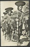 Peru, Pisac. Mayors Of The Region,1958. - Peru