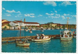 Antilles Néerlandaises        Aruba      Oranjestad     Harbour - Antilles Neérlandaises