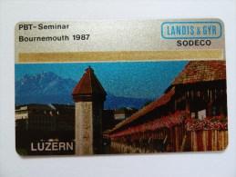 SWITZERLAND - Mint - Specimen - L&G - Sodeco - (SW32)
