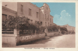 Villedieu Groupe Scolaire - France