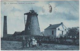 24290g  MOULIN - MOLEN - Fontaine-l'Evêque - 1911 - SBP 5 - Charleroi