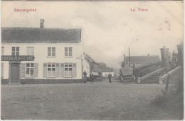 """24310g PLACE - """"AU BON MARCHE"""" - Russeignies - 1908 - Mont-de-l'Enclus"""