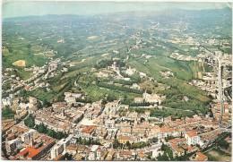 K2542 Conegliano Veneto (Treviso) - Panorama Aereo - Vista Aerea Aerial View Vue Aerienne / Viaggiata 1972 - Altre Città