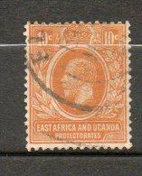 AFRIQUE ORIANTALE  Georges V 1912-21 N°136 - Kenya, Uganda & Tanganyika