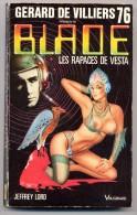 JEFFREY LORD BLADE N° 76 Les Rapaces De Vesta - Vaugirard