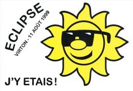 Eclipse Virton 11-08-1999 J'y étais - Virton
