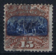 USA  Yv Nr 35I, Mi Nr 32 I  1869  Used , - 1847-99 Algemene Uitgaves