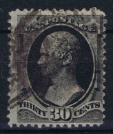 USA  Yv Nr 48, Mi Nr 45 1870  Used , - Gebruikt