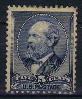 USA  Yv Nr 67, Mi Nr 57 1887 MH/* - 1847-99 General Issues