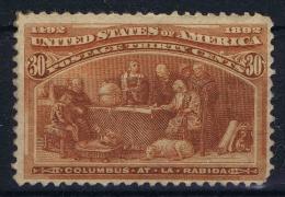 USA  Yv Nr 90, Mi Nr 82, Sc 239 1893 MH/* - 1847-99 Algemene Uitgaves