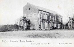 CPA   Bazeilles Guerre 1870 - Frankreich