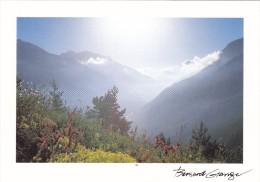 CPM Du PHOTOGRAPHE BERNARD GRANGE De Valloire Savoie Dpt 73 - Montagne Paysage  N° 5191 - Illustrateurs & Photographes