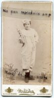 - Grande Photo Ancienne Albuminé - Magnifique Adolescente ?, Photo Strelisky, Photographe Royal, Budapest, TBE, Scans. - Ancianas (antes De 1900)