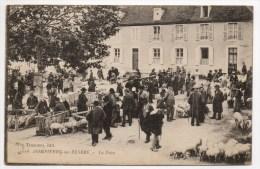 DOMPIERRE SUR BESBRE (03) - LA FOIRE - France