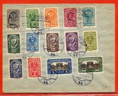 AUTRICHE LETTRE DE 1919 DE VIENNE - Briefe U. Dokumente